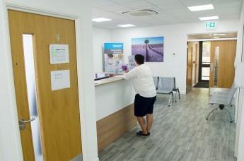 clinic reception contemporary 2