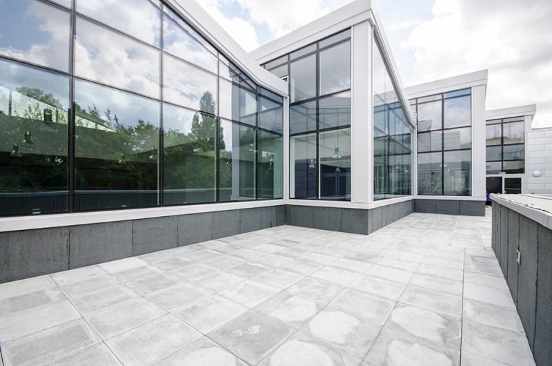 nescot filming location epsom surrey modern architecture balcony