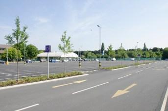 main car park 1 contemporary