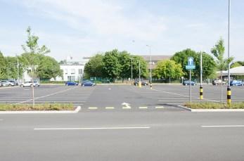 main car park 2 contemporary