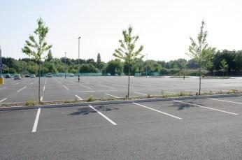 main car park 3 contemporary