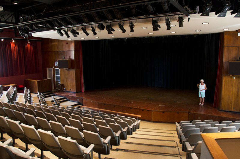 Film location nescot ewell epsom theatre stage
