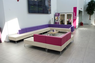 reception seating contemporary