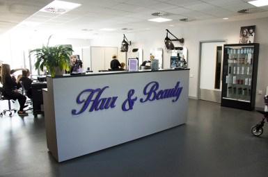 salon reception contemporary