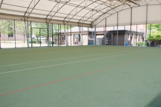 sporting muga contemporary