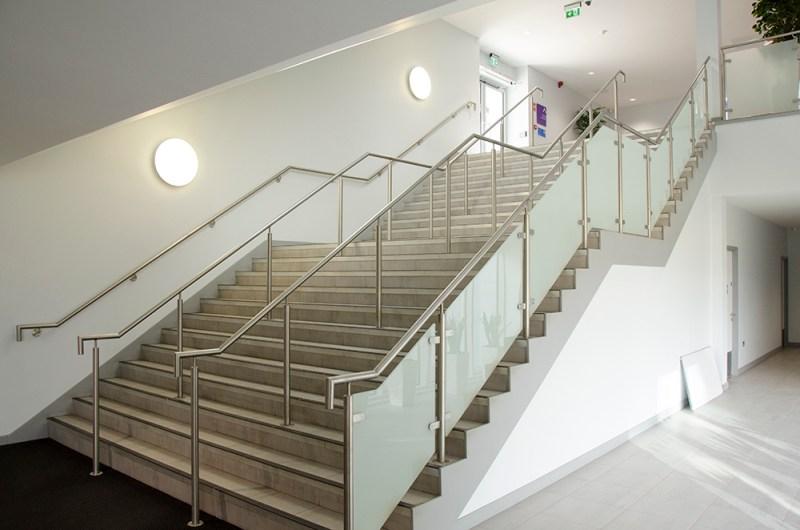 nescot filming location epsom surrey stairs modern