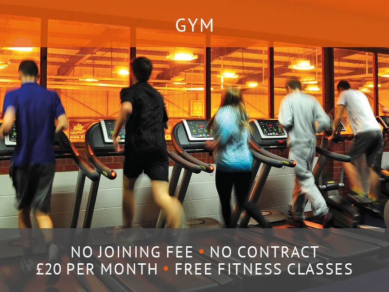Nescot gym in Ewell near Epsom. Open to the public.