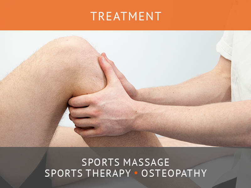Sports Therapy and Osteopathy at Nescot gym, fitness and sports facilities in Ewell near Epsom