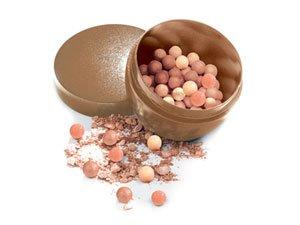 Как правильно наносить румяна - шарики