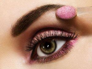 свадебный макияж для глубоко посаженных глаз