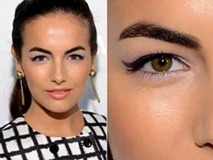 макияж для маленьких глаз с нависшими веками