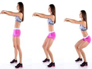 Упражнения для сушки тела для женщин дома