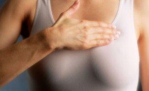 Лимфоузлы при мастопатии