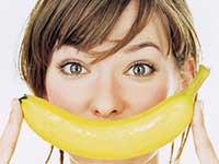 Маски от морщин на основе банана