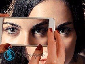 Профилактические мероприятия от морщин вокруг глаз