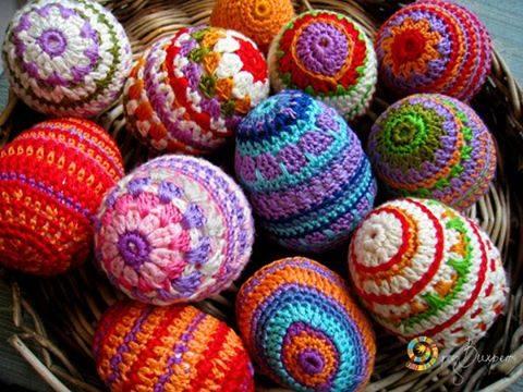 Плетени яйца