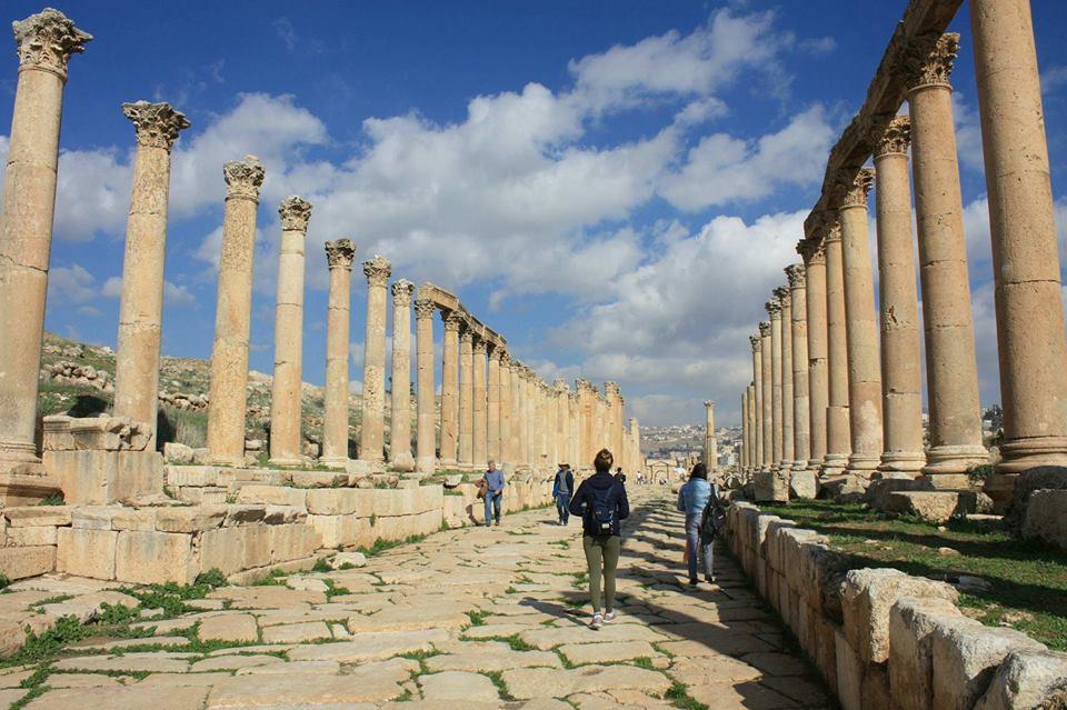 На пътешествие в Йордания