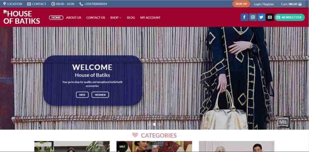 web design kaduna