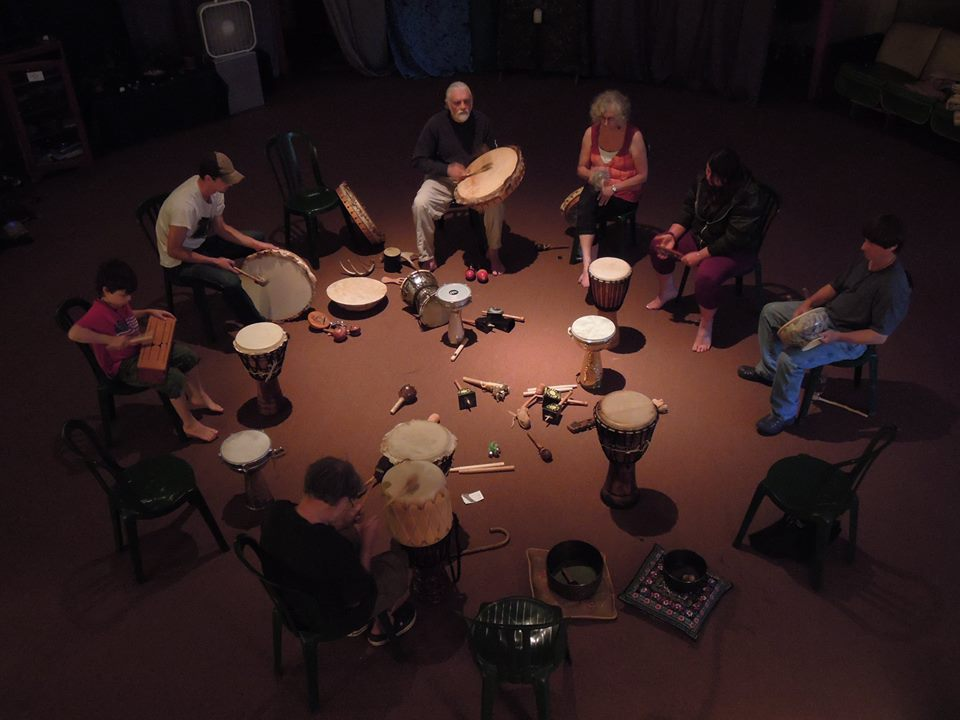 drum circle-drum-circle-special events-sacred circle