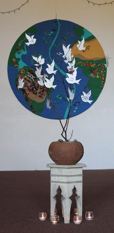 World Peace Altar