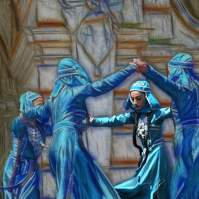 dancers-sacred circle dance-unity-circle dance