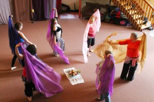 Discover Belly Dance @ Neskaya Movement Arts Center    Franconia   New Hampshire   United States