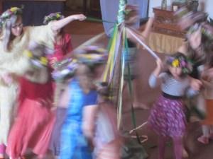 Maypole Celebration @ Neskaya Movement Arts Center   Franconia   New Hampshire   United States