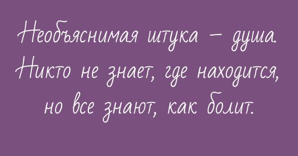 Эти фразы наполнят вас добром и мудростью