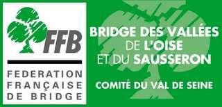 Club de Bridge des Vallées de l'Oise et du Sausseron