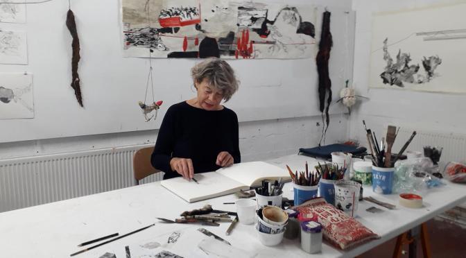 Artist in Residence – Petra Steeger