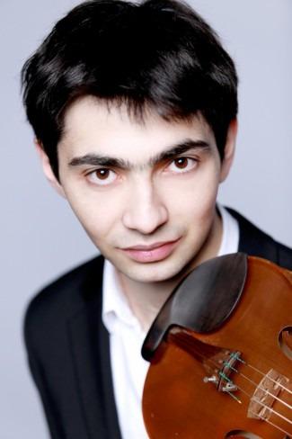 Даниил Коган (скрипка)