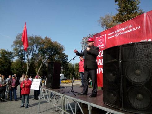 Дмитрий Котуков: кончились выборы, сдулся протест