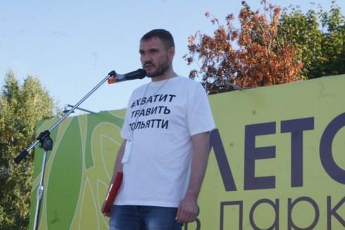 Коммунальный олигарх Попов не смог одолеть общественника Ястребова