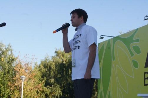 Хватит травить Тольятти: Тольяттинцы вышли на митинг против химических выбросов