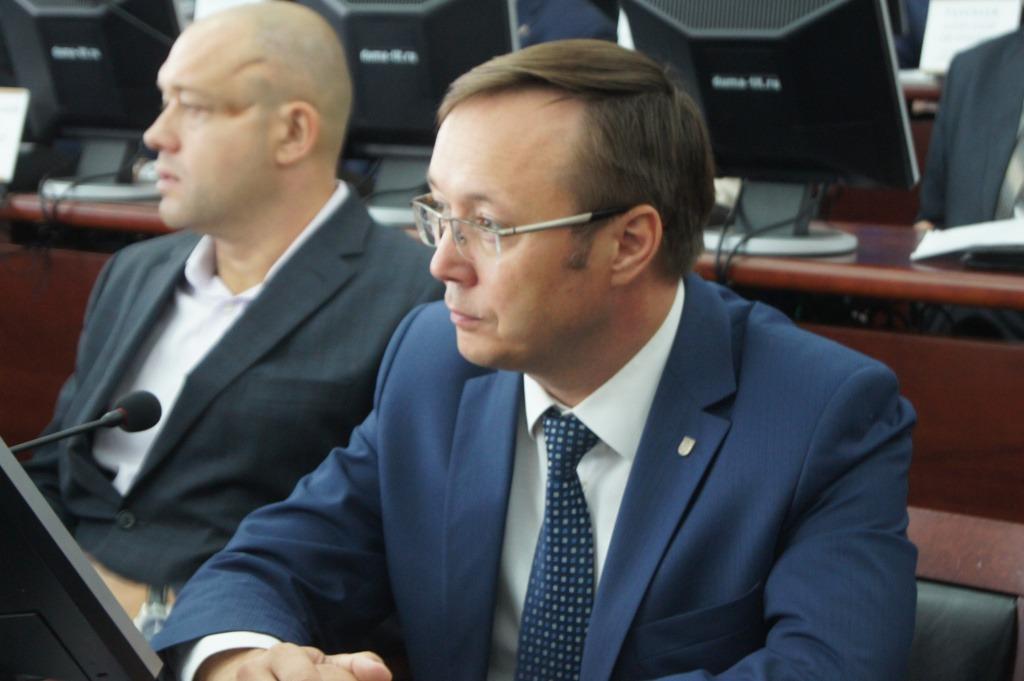 Руководитель фракции Единой России тольяттинской Думы госпитализирован