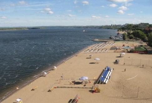 28,5 миллиона рублей на пляжи Самары