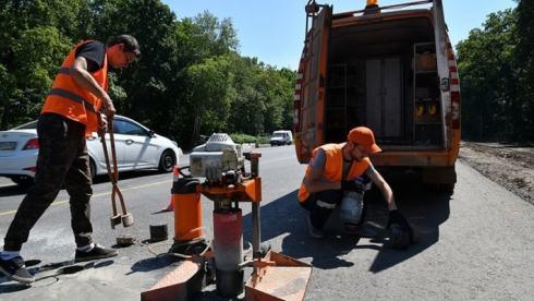 В Самарской области «Безопасные и качественные автомобильные дороги» выполнены на 30%
