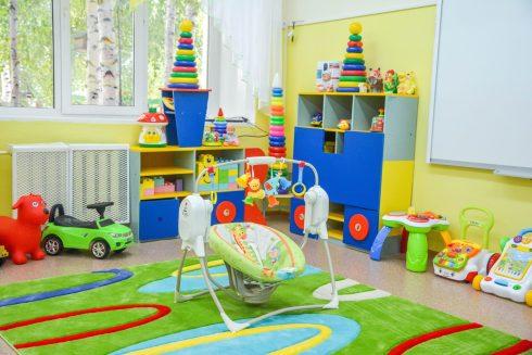 Новые ясельные группы открыли в Тольятти