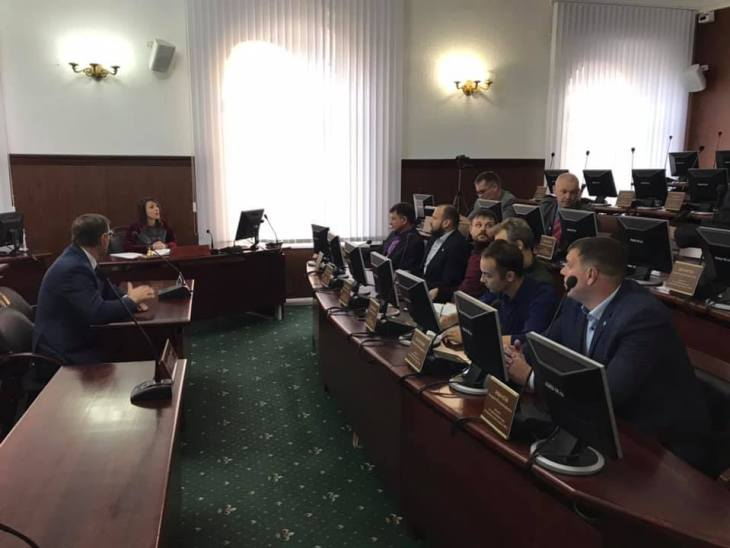 Глава Тольятти отказался под камеры отвечать за приватизацию
