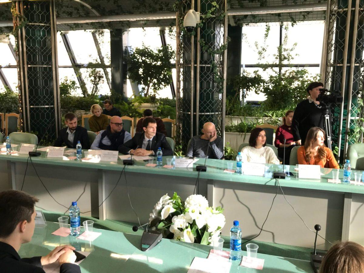 Диалоги об экологии: Владимир Бурматов ответил на вопросы эко-активистов