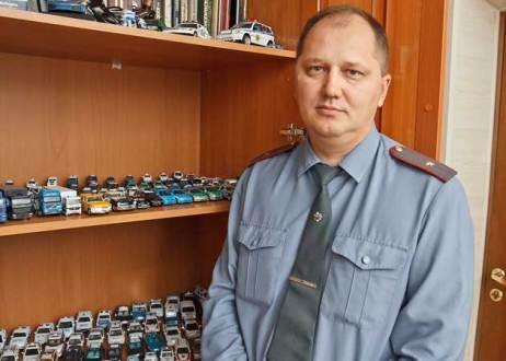 Назначен новый начальник ОГИБДД Тольятти