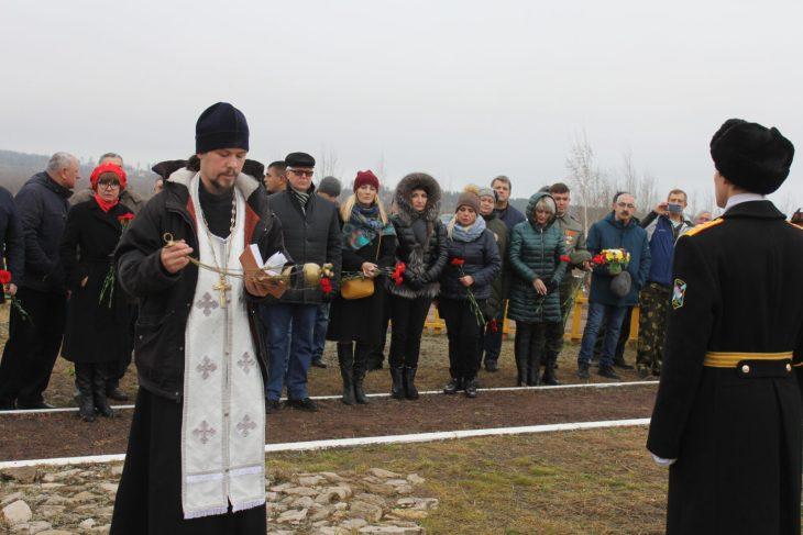 В Тольятти почтили память погибших в Первой мировой войне