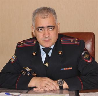 Руководителем Новокуйбышевского отдела МВД назначен полковник полиции Олег Клеймёнов