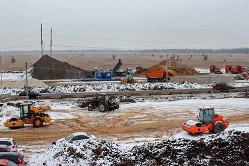 Совет по Стратегическому планированию Думы Тольятти проверил ход строительства моста через Волгу