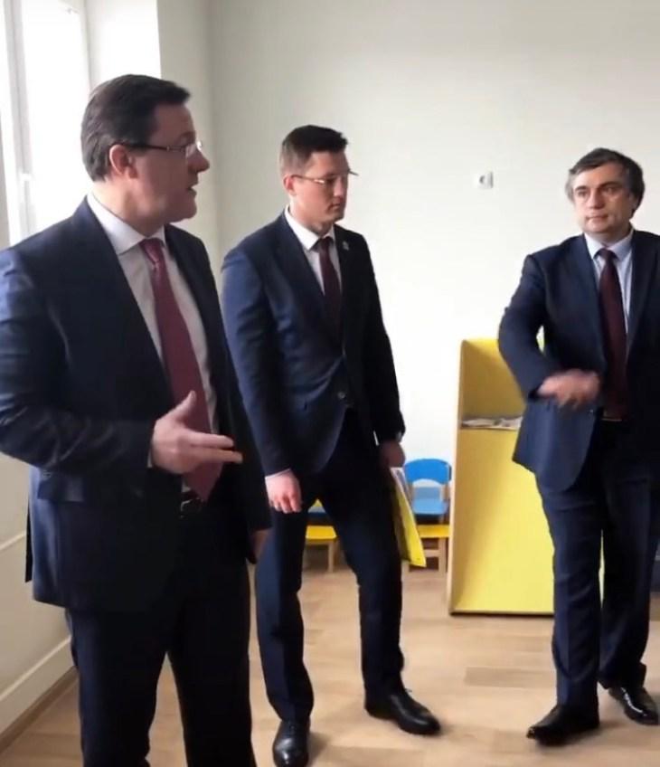 Дмитрий Азаров дал три дня на устранение замечаний по детскому саду в микрорайоне Жигулевское море