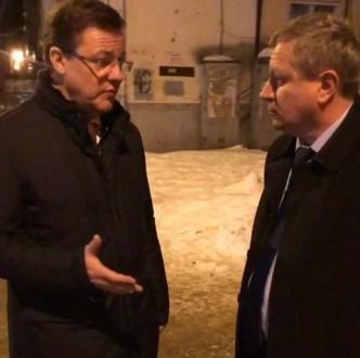 «Дайте ему в руки лом» : губернатор подверг критике содержание тротуаров в Тольятти