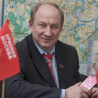 Депутат ГД Валерий Рашкин озаботился экологической ситуацией в Тольятти