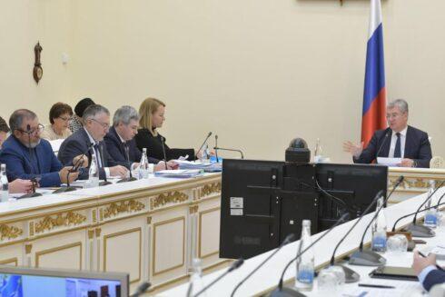 В Самарской области организован  штаб по повышению устойчивости экономики