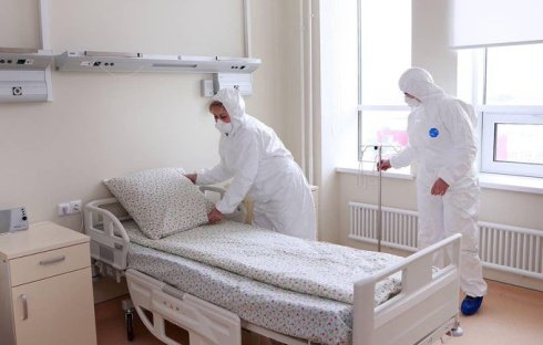 В Тольятти выписаны еще два пациента с коронавирусной инфекцией
