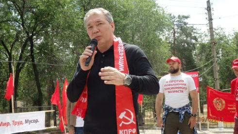 У депутата Госдумы Леонида Калашникова выявлена коронавирусная инфекция
